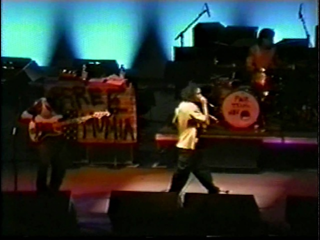Rage Against the Machine - Mic Check - Mumia Benfit 1999