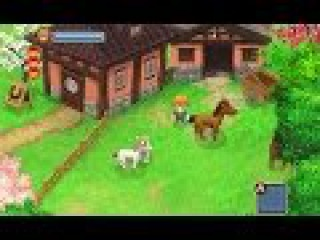 Harvest Moon The tale of two towns: My farm (Nâng cấp max giường, max cuốc)