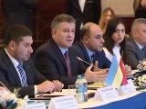 Итоговая конференция Союза армян Украины 2015  - 5 канал