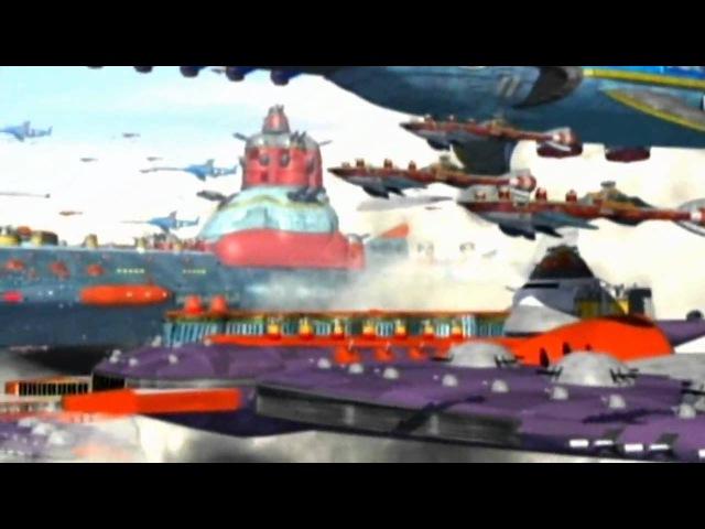 Sonic Heroes Opening [HD 720p]
