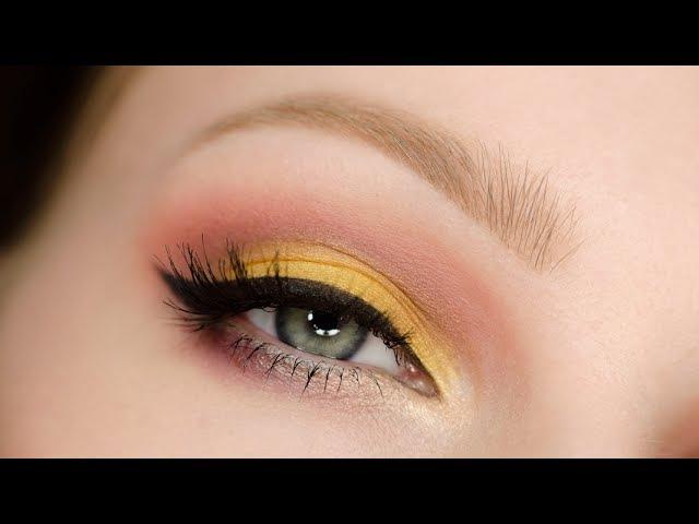 Makijaż wiosenny: PINK Sunset | Sleek Respect