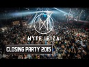 Hyte Closing Party @ Amnesia Ibiza 2015