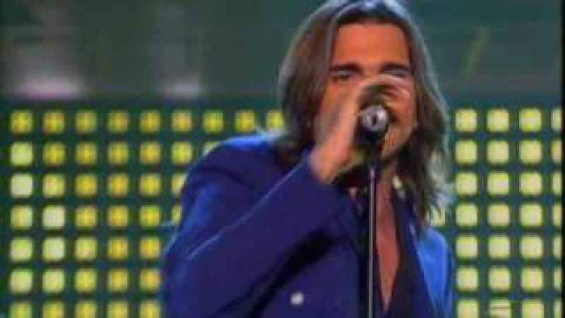 Juanes la camisa negra en directo ot2005