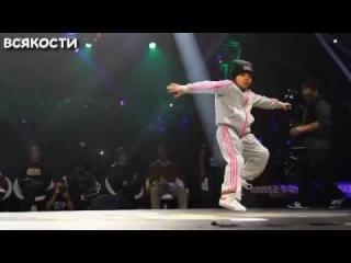 ШОК! Дети- Киборги! Самая потрясающая и самая маленькая танцовщица в мире !