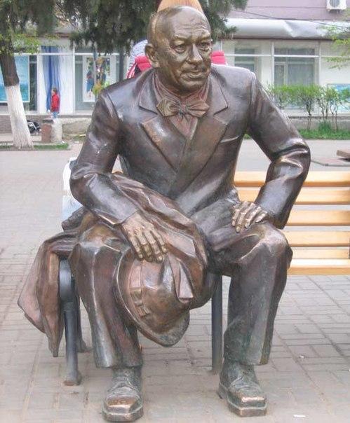 Городские скульптуры 4m-htZ4B0Lg