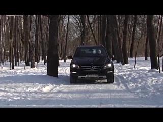 12. Mercedes-Benz ML.2012