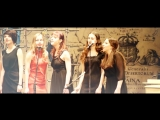 Melody Girls of Ukraine Always something there to remind me (Live performance at Masterklass)