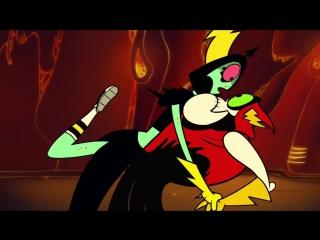 I'm the bad guy- wander over yonder song