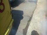Оренбург, двигателю поплохело, Машина скорой помощи