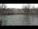 Очередной заплыв Рассказовских моржей