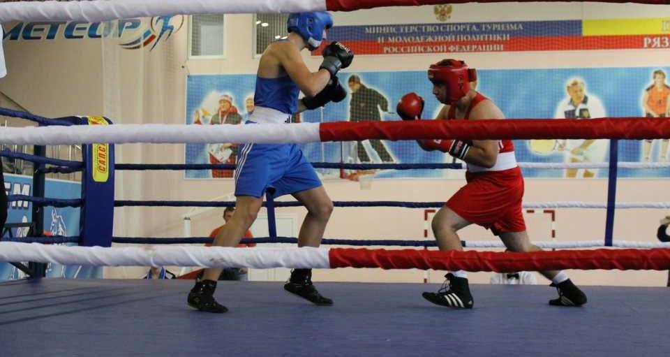 Прошло открытое первенство ДЮСШ «Метеор» по боксу