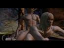 Dragon Age Zevran and Male Elf