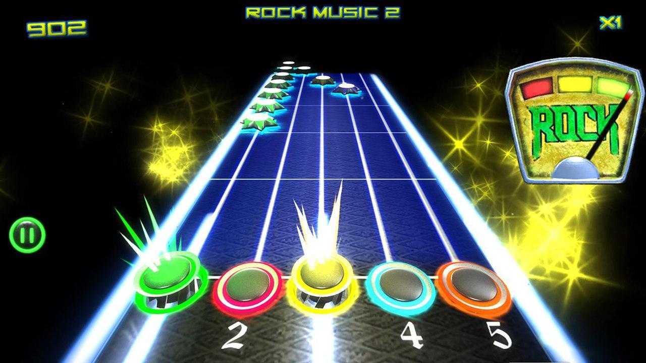 Скачать Rock Hero для Android