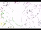 Homestuck Animation - A Lullaby for Gods