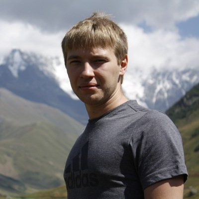 Александр Щелконогов
