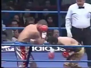 Насим Хамед. Когда бокс может быть веселым - [Веселые Кавказцы]