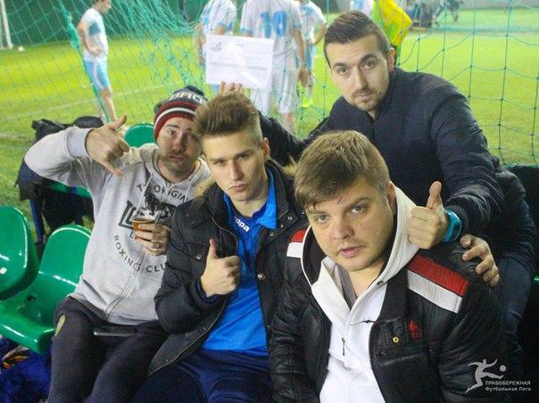 TransBatyaParty после стартового тура Зимнего чемпионате в шатре.