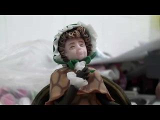 Черепаха Тортилла. Третья часть фильма о торте Буратино. (Turtle Tortilla)