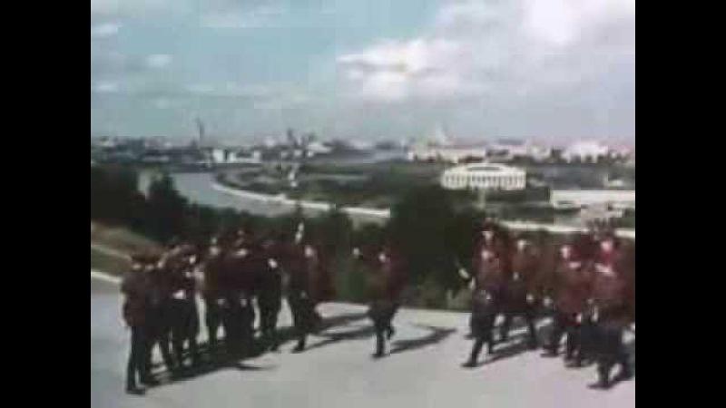Танец Красной Армии. Загляденье...