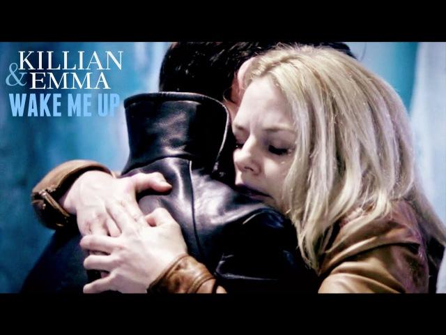 Wake Me Up | Killian Emma