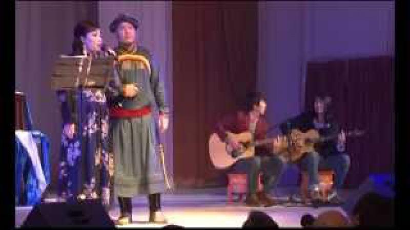 Сэсэгма и Чингис Раднаев - Бууралхан эжымни