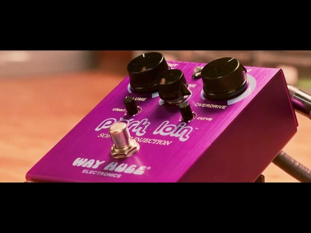 Way Huge Pork Loin Overdrive: Overview of Features Sounds (Instructional Demo)