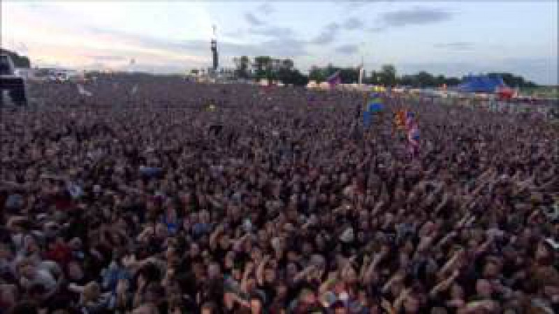 SlipKnot The Blister Exists Live At Download 2009