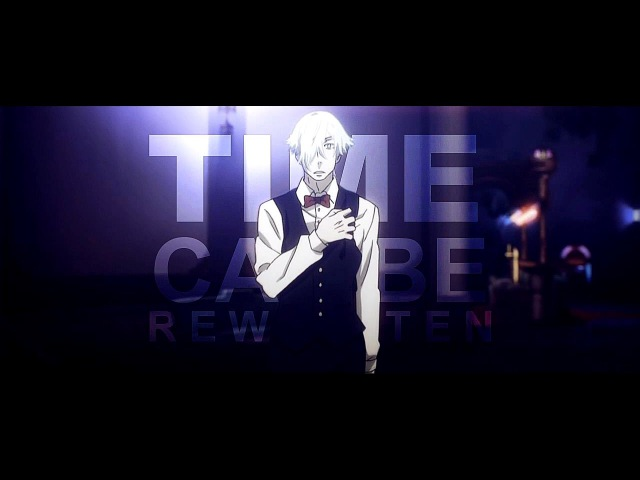 Time can be rewritten [multifandom amv]