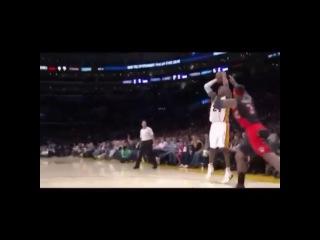 Kobe Bryant fanpage! on Instagram: Kobe hits the craziest shots  #mambapics #kobebryant #lakers @basketballvines