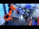 CLOOS Роботизированная TIG сварка нержавеющей стали