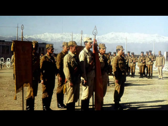 Афганистан 1988 Бой за высоту 3234 9 рота 345 ОПДП HD