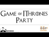 Game of IThrones Party