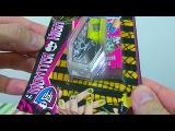 Монстер Хай игрушки играются набор для маникюра Monster High nail polish set toys