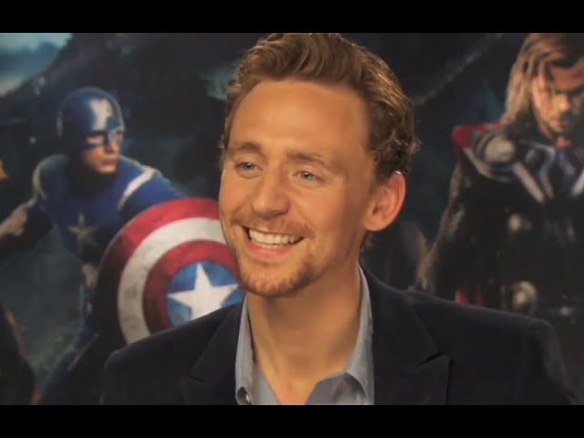 Tom Hiddleston (so you are the nicest guy in the Universe)