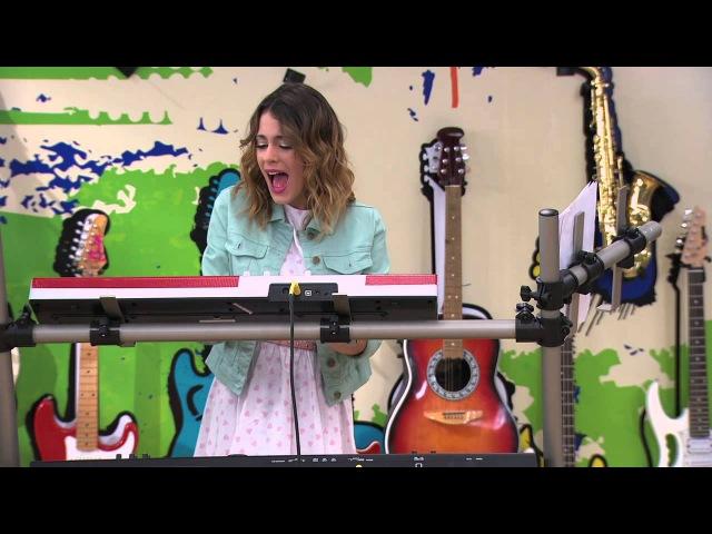Violetta: Vilu canta ¨Alcancemos las Estrellas¨ (Ep 67 Temp 2)