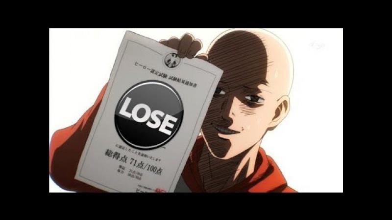 Кто и как способен победить Сайтаму [Ванпанч-мен] / Who can beat Saitama [One punch-man]