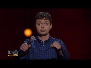 Stand Up: Виктор Комаров - О проблемах на дорогах