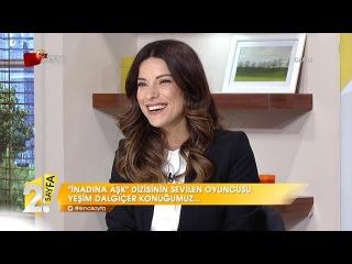 Yeşim Dalgıçer | İkinci Sayfa | 07 Ekim 2015
