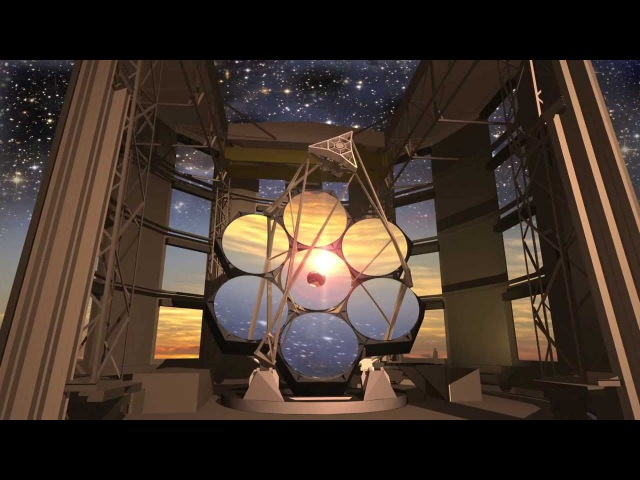 GIANT MAGELLAN TELESCOPE - A PERFECT MIRROR