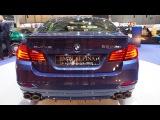 BMW ALPINA B5 Bi-Turbo EDITION 50 4.4 litre V8 (600 hp) - Exterior Walkaround