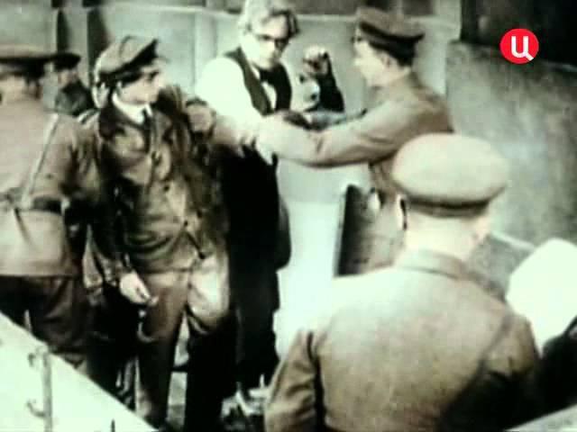 Крестьянское восстание против большевиков в Тамбове ( Антоновщина )