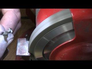 Как заточить сверло по металлу? Алмазная заточка сверла