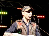 Hank Williams III, 3 Shades of Black - Revival Fest 52811