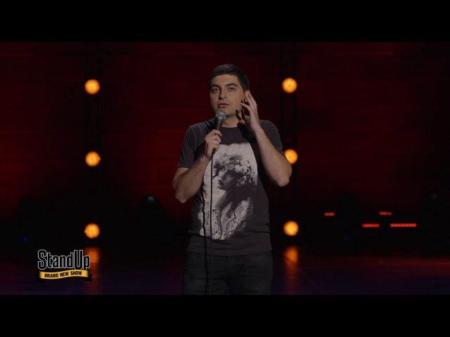 Stand Up: Роман Косицын - О своей девушке, концерте 30 Seconds to Mars и сгущёнке