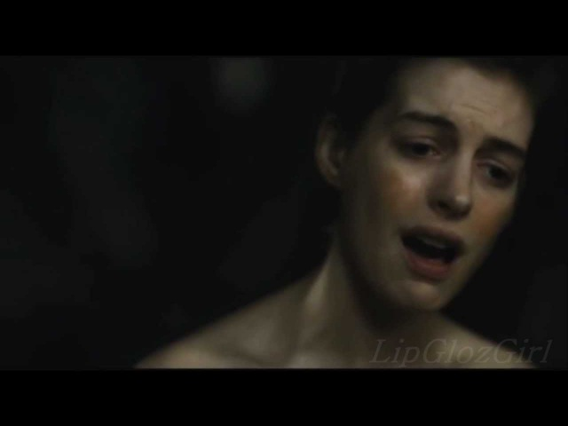 I Dreamed a Dream FULL SCENE Anne Hathaway Les Misérables