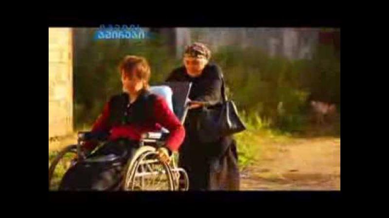 იმედის გმირი ნათელა ხარაიშვილი 13 oqt 2013
