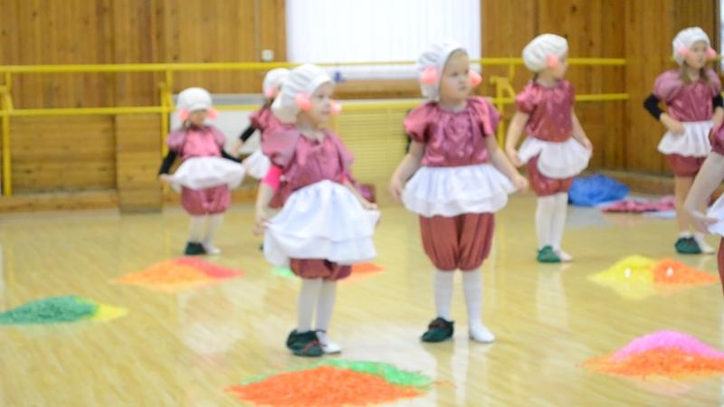 Свинки-балеринки.