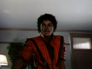 Майкл Джексон –  Thriller/Триллер.