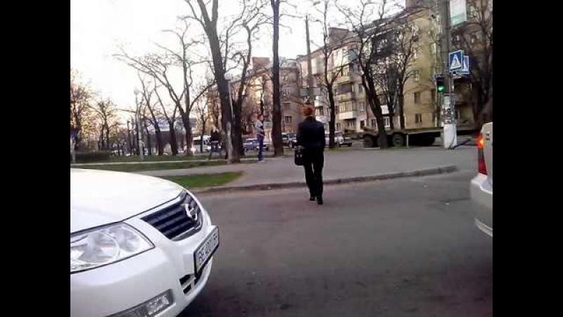 Военная техника г. Николаев май 2014