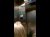 Лифт на Останкинскую теле башню